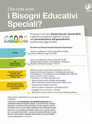 Bisogni Educativi Speciali